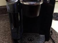 For sale is a gently used Keurig K75 Platinum Brewing