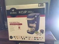 Keurig new in box $80 Don't pay more in store. Never