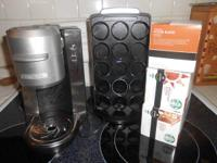 We barely use this coffee maker because we are not