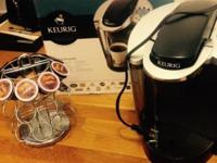I have a lightly used, like-new Keurig Special Edition