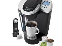 The Keurig K65 Special Edition Brewing System offers