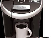 I am offering my Keurig Vue - I am moving and we