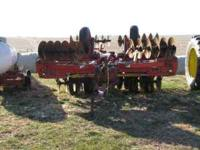 Kewanee 1010 24' Disc - Great Condition Call  Location:
