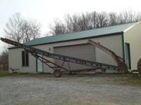 I have for sale a Kewanee hay and grain elevator. It is