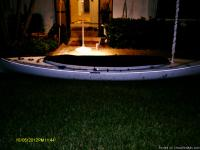 This is a beautifully custom made 2 seat 12' kayak. We