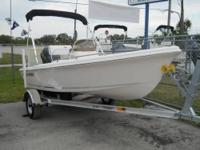 BRAND NEW KEY WEST 152 CENTER CONSOLE SPORTSMAN.