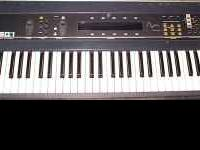 Esq1 Keyboard w/ built in Seqencer The Ensonic Esq1