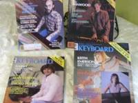Huge Keyboard magazine collection from early 80s to