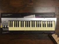 M-Audio KeyStudio 49 note USB Keyboard. Works and