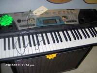 2 Yamaha and 1 Casio Any of them for $99 6289 Federal