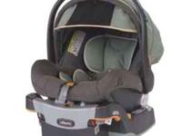 We have a nice chicco keyfit 30 infant car seat and