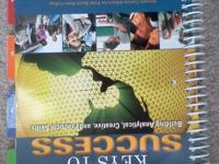 I have one Keys to Success college book available for