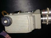 Keystone electric eye 8mm movie camera Works great!