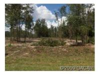 Lot #1. Cleared and ready for new home - 1.07 acres in