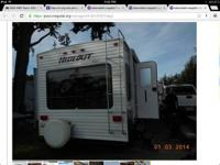 I'm selling Keystone Hideout travel trailer, this is a