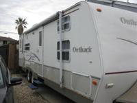 2006 Keystone RV Outback Series M-28 RSDS 28 Foot