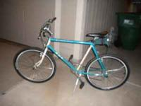 I have a '97 8 speed KHS Summit Mountain Bike. The