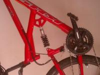 Great condition, every thing on bike works good!