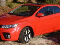 2010 Kia Forte, Sports Package, Used, 30,100 miles,