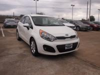 CARFAX 1-Owner. EPA 36 MPG Hwy/30 MPG City! EX trim.