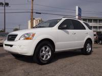 The 2008 Kia Sorento is a great choice for a midsize