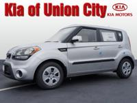 This 2013 Kia Soul Base might be the one you've been