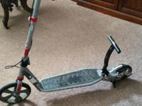 fast kickback scooter good condition. located Northern