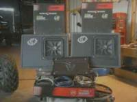 I have a complete Kicker sound system. (1) Kicker ZX