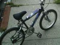 Call  my son rode this bike only twice. It's brand new