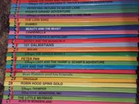 Disney books. 27 total in Excellent condition. 3.00