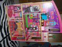 Large Doll House for sale. Daughter has grown up and no