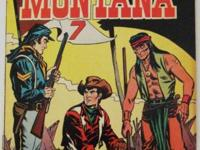 KID MONTANA# 14 Sept 1958 SILVER AGE Charlton Comics