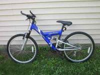 Children's bike Blue E-mail or call me if you have any