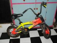 Small kid's chopper bike, like new, very rare model