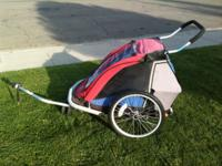 Kidarooz Bicycle Trailer / Stroller - Good condition.