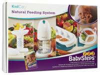 I am selling a KidCo BabySteps Complete Natural Feeding