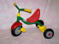 I am selling a perfect condition Kiddio Trike for