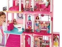 Get ready to play with the most glamorous dollhouse on