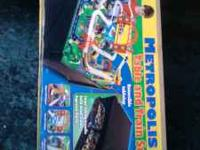 up for sale is a new Kidkraft Metropolis 100pcs table