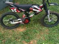 "Kids 16"" ESPN X Games Motorcycle bike. $30.00. .. text"