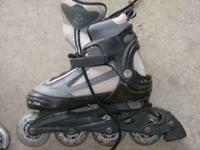 3 Seperate Pairs of kids rollerblades each selling for