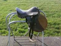 Hi, I have a 13 in all purpose kids english saddle for