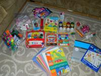 Kids art kits and art supplies $25 OBO Lots of Brand
