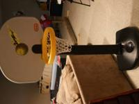 Kids Basketball hoop $30 call Brad @ Location: Grand