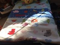 Great condition 2 ikea toddler beds $80 each includes