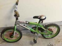 Have a kid's bicycle im trying to sell im asking 15.00