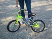 Kids, Next Surge bike, LOW MILES!!!, nice seat, cool
