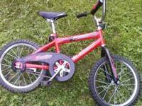 kids bike new looking call  Location: Northampton