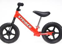 Kids Stryder Bike- This Bike is practically brand new.