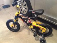 I have two bikes for sale and both are small kids